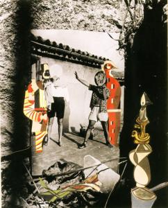 «Στον Πάμπλο Πικάσο», κολάζ του Ζακ Πρεβέρ και του Αντρέ Βιλέρ